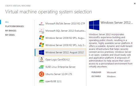 creating a machine in windows 10