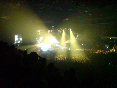 Faithless at Nottingham Arena, 17 March 2007