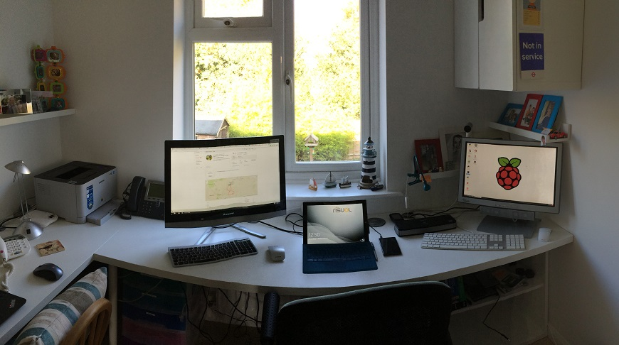 Compact and bijou: my home office