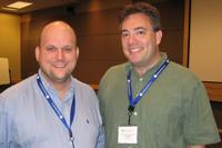 Mark Wilson and Paul Thurrott in 2007