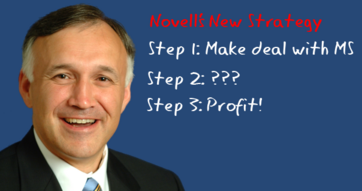 Novell's new business strategy (from ars technica)